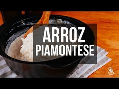 arroz piamontese