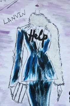 LOVE, LANVIN.  http://thestationoffashion.blogspot.com/2013/08/review-cool-and-hot-with-love-from.html