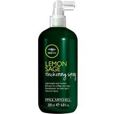 TeaTree Lemon Sage Thickening Spray