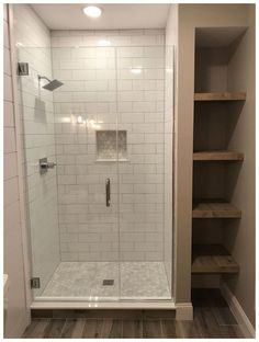 If you are looking for Master Bathroom Shower Remodel Ideas, You come to the right place. Here are the Master Bathroom Shower Remodel Ideas. Bathroom Inspiration, Small Bathroom Inspiration, Basement Bathroom Remodeling, Bathroom Remodel Shower, Bathroom Interior, Small Bathroom, Small Master Bathroom, Small Remodel, Bathroom Layout