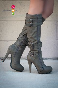 Bumper_Oak-12X_Buckle_Knee_High_Boot_(Taupe)