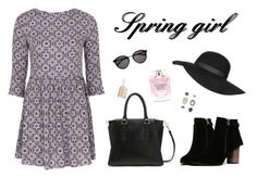 """""""Untitled #7"""" by brandonaddict on Polyvore featuring Topshop, Essie, Yves Saint Laurent, Victoria's Secret and Spring"""