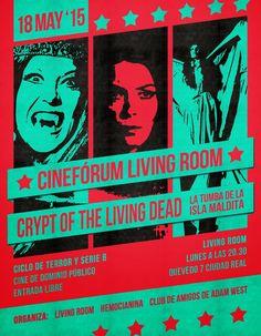 Cinefórum Living Room: Crypt of the Living Dead