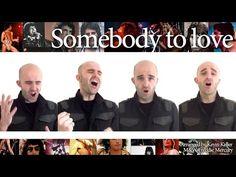 Somebody to love (Queen) - Barbershop Quartet - YouTube