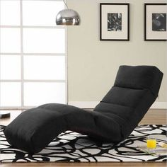 Curved Lounge Chair