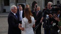 Vice President Pence Visits Estonia