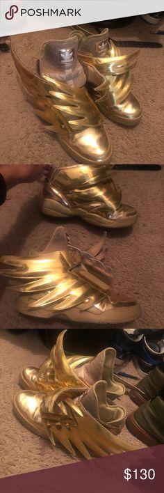 Jeremy Scott Adidas 3.0 Size 10 adidas Shoes