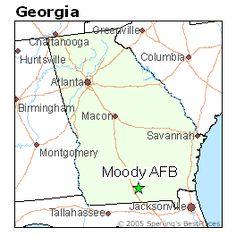 Moody Air Force Base  Valdosta, GA