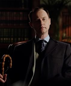 Mycroft. He IS the government. Mark - He IS 'sex on legs' -- look at him!