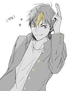 Nishinoya everyone. Nishinoya Yuu, Haikyuu Nishinoya, Haikyuu Fanart, Haikyuu Anime, Kagehina, Haikyuu Funny, Haikyuu Ships, Hot Anime Boy, Anime Love