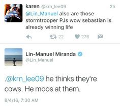Sebastian Miranda is already well on his way to being as much of a gift to humanity as his father is