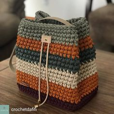 Collection of Crochet Handbag Free Patterns: Crochet Tote Bags, Crochet Crochet Bags, Crochet Purses via, This post was discovered by Sjm, DisHow to Crochet a Cozy Mat – Livemaster - SalvabraniDiscover thousands of images about Carpet Knitting Croc Free Crochet Bag, Crochet Tote, Crochet Backpack, Crochet Handbags, Crochet Purses, Crochet Crafts, Crochet Stitches, Crochet Projects, Knit Crochet