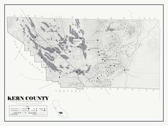 Kern County Map-01-01
