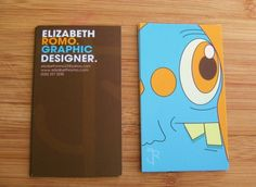 25 Killer Graphic Design Business Cards