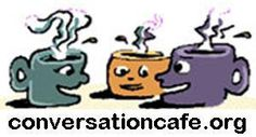Welcome to Conversation Cafe!  This process provides tools and templates for you to create your own conversation cafe's where ever you are. Vicki Robin and Susan Partnow founded this process.