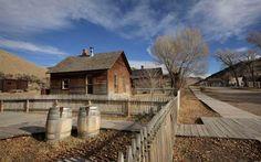 Bannack, MT ghost town
