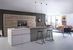 Cocinas sin tirador › Cocinas › Cocinas | LEICHT – Moderno diseño de cocinas para viviendas de nuestro tiempo