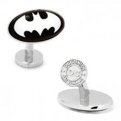 Jewelry Sets & More 100% True Superhero Style Black Enamel Batman Fashion Cufflinks For Mens Shirt Brand Cuff Buttons High Quality Batman Cuff Links Great Varieties
