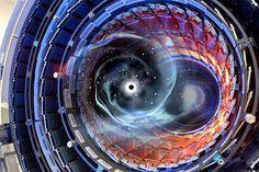 El reinado del más potente acelerador de partículas del mundo, el LHC, del Centro Europeo de Invest...