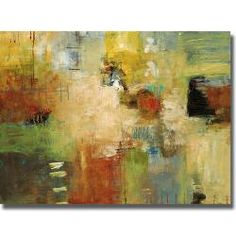 Lisa Ridgers 'For Instance' Canvas Art