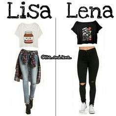 What would you choose ? Lisa or lena Follow us for more I love both but I choose lena #inshot #girls #cute #summer #blur #sun #happy #fun #dog #hair #beach #hot #cool #fashion #friends #smile #follow4follow #like4like #instamood #family #nofilter #amazing #style #love #photooftheday #lol #my #nocrop