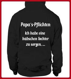 Papas Pflichten - Shirts für papa (*Partner-Link)
