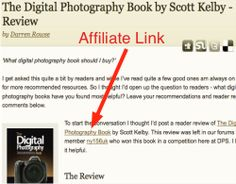 The Ultimate Guide to Making Money with the Amazon Affiliate Program.  by Darren Rowse