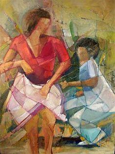 Guaguanco Pa' Que Sabe & Caravan Mambo Cuba, Dance Paintings, Salsa Dancing, Lets Dance, Trombone, Caravan, Gallery, Google Search, Art