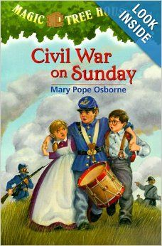 Civil War On Sunday (Magic Tree House #21): Mary Pope Osborne, Sal Murdocca: 9780679890676: Amazon.com: Books