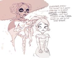 fast doodle before I go home for today for @Sketch_Dailies #TheBookOfLife. semi-spoilers, go see the movie first!