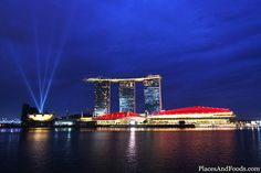 singapore. stayed at the incredible marina bay sands hotel.