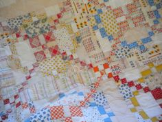 A Quilting Life - a quilt blog: American Patchwork & Quilting Quilt Along