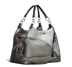 Metallic Designer Getaway Pet Carrier! #dog #bag #carrier