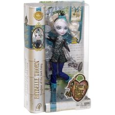 EVER AFTER HIGH Faybelle Thorn Doll NEW IN BOX