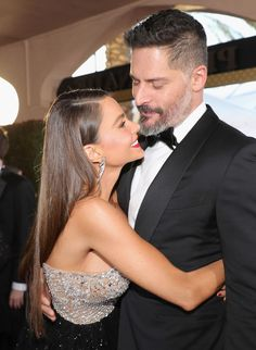 11 of Joe Manganiello and Sofia Vergara's cutest moments from the SAG Awards