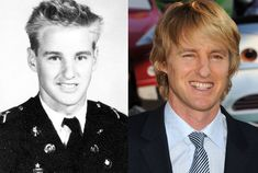 Owen Wilson at the New Mexico Military Institute; Military Special Forces, Military Veterans, Wilson Movie, Famous Veterans, New Mexico Style, Roswell New Mexico, Owen Wilson, Celebrities Then And Now, Military Academy
