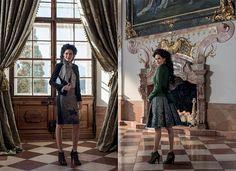 Mothwurf Austrian Couture - Kollektion Sisi Herbst/Winter 16/17 @trachtenbibel folgen und Trends entdecken!