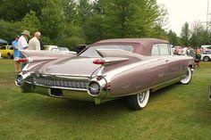 1959 Cadillac Eldorado Biarritz convertible by carphoto, via Flickr