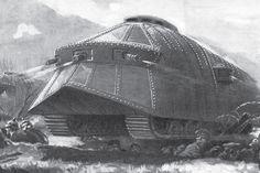 In 1916, a New Technology for Warfare: Tanks - Scientific American