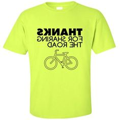 89f2b8cadd Honk If You're About To Run Me Over Share The Road Bicycle T-Shirt Cyclist  Mountain Bike Riding Funny Humor Father's Day Gift Idea