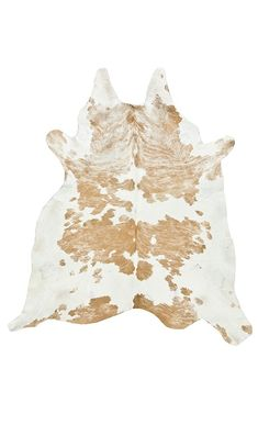 cowhide rug, elegant soft bedroom living room rug, beige and white rug
