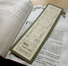 printable bookmark: for kids reading club & for all-you-can-read contest!