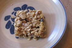 Recipe: Homemade peanut butter granola bars | MNN - Mother Nature Network
