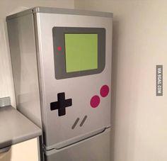 Coolest fridge ever!