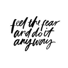 """Don't let something as small as """"what might happen"""" (which most likely won't) stop you from living your BEST life! #FearIsALiar #quotes #quotestoliveby #wisdom #motivation #QuoteOfTheDay #ConsciousNChic"""