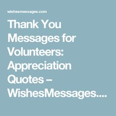 Quotes About Volunteering Volunteer Appreciation Quotes Sayings Of Thanks For Volunteering .