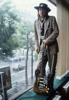 MISS YOU STEVIE RAE!    Stevie Ray Vaughan - Pride and Joy (Studio version)  https://youtu.be/0vo23H9J8o8