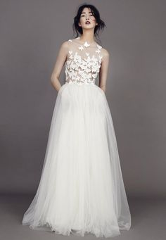 Kaviar Gauche: Verliebt in eine Brautkollektion #Brautmode #Hochzeitskleid #Hochzeit