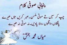 Hazrat Mian Muhammad Bakhsh(Saif ul Malook)