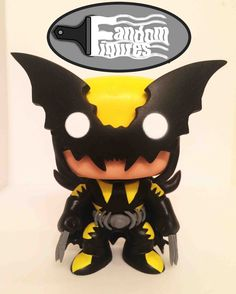 Darkclaw custom Funko POP!
